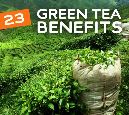 Is Drinking Green Tea Once A Day Good For You