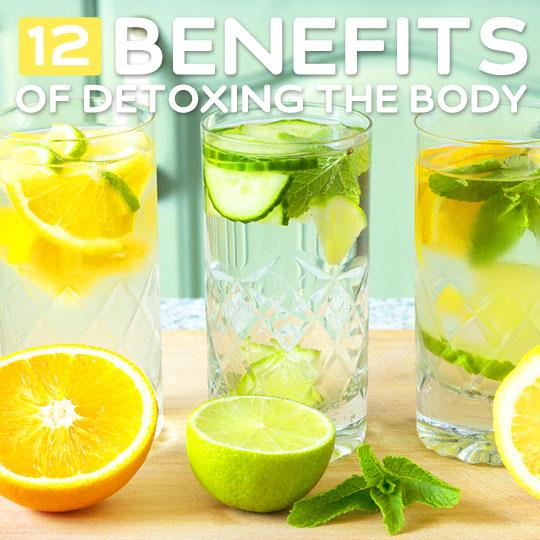 Natural Skin Detox Foods