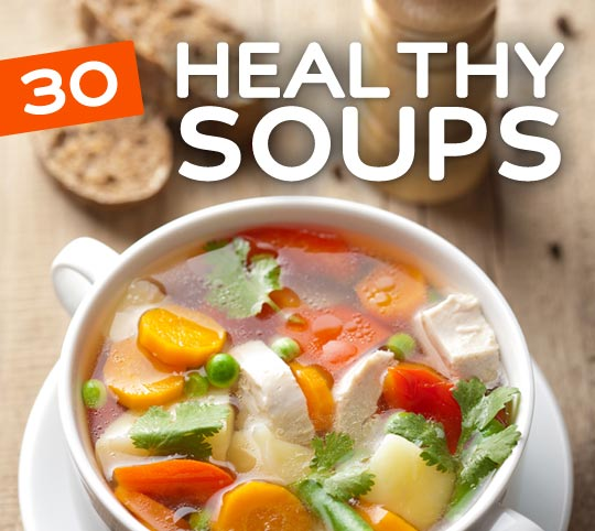 Healthy recipes meals snacks health wholeness healthy soup recipes forumfinder Images