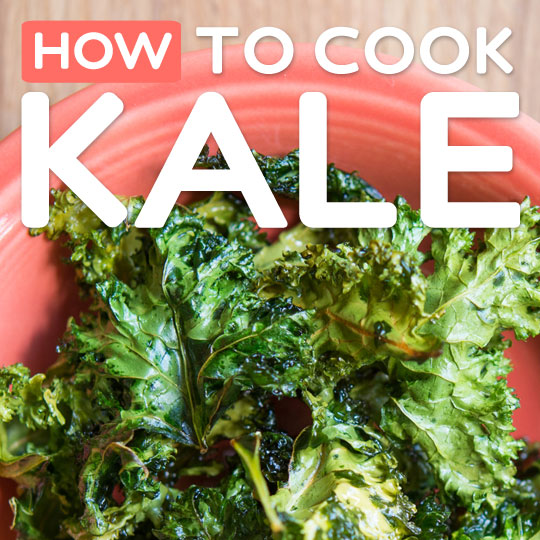 kale how to cook it