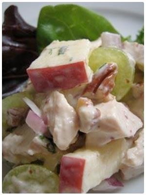 Chez Mégane Chicken Salad