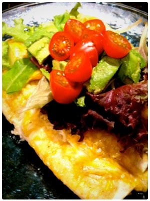 Easy Peasy Chicken Enchiladas