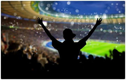 go to more sporting events