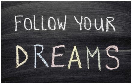 start dreaming bigger