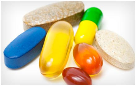 start taking vitamins