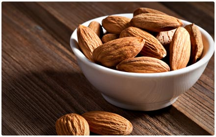 almonds for health