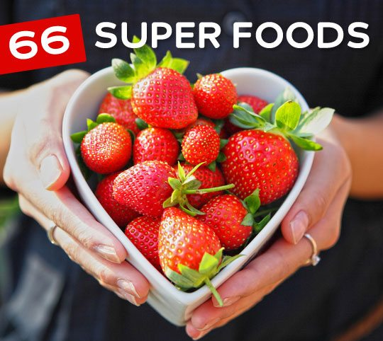 Some of the superfoods on this list may surprise you. It's a must read for anyone that cares even a little bit about their health & happiness.