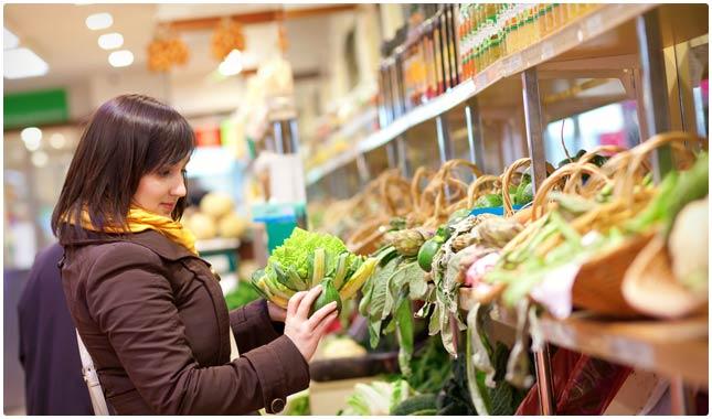 buy healthy food