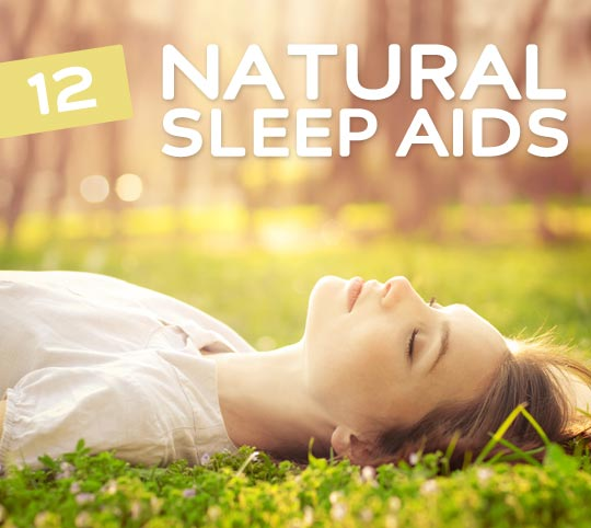If you have trouble sleeping or just want to have deeper, more restful sleep, you need to take a look at this great list of natural sleep aids.