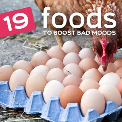foods to boost bad moods