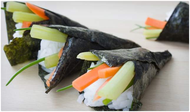 Vegetables Containing Iodine 22 foods highest in iodine health wholeness nori workwithnaturefo