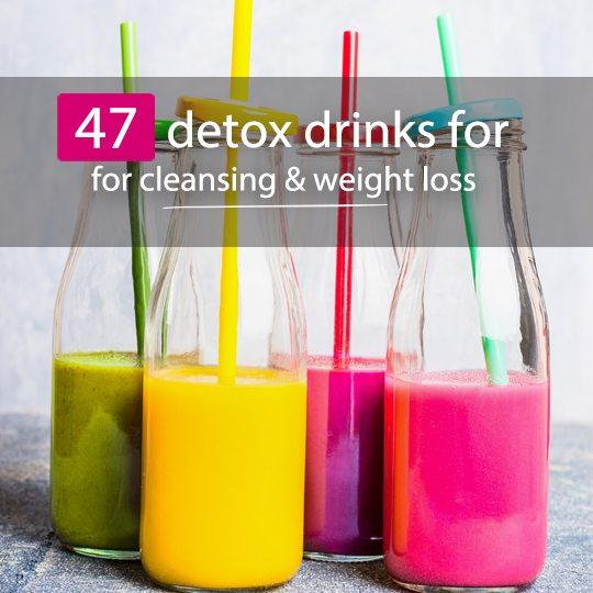 Detox-drinks