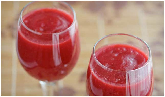 detox beet and carrot smoothie
