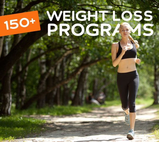 150+ Weight Loss Programs- a must-read if you are trying to lose weight.