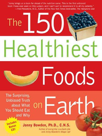 150 healthiest foods on earth