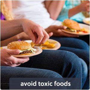 avoid toxic foods