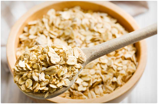 oatmeal is good for blood pressure