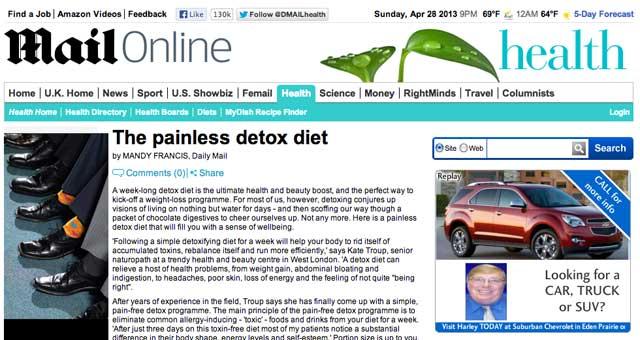 painless detox