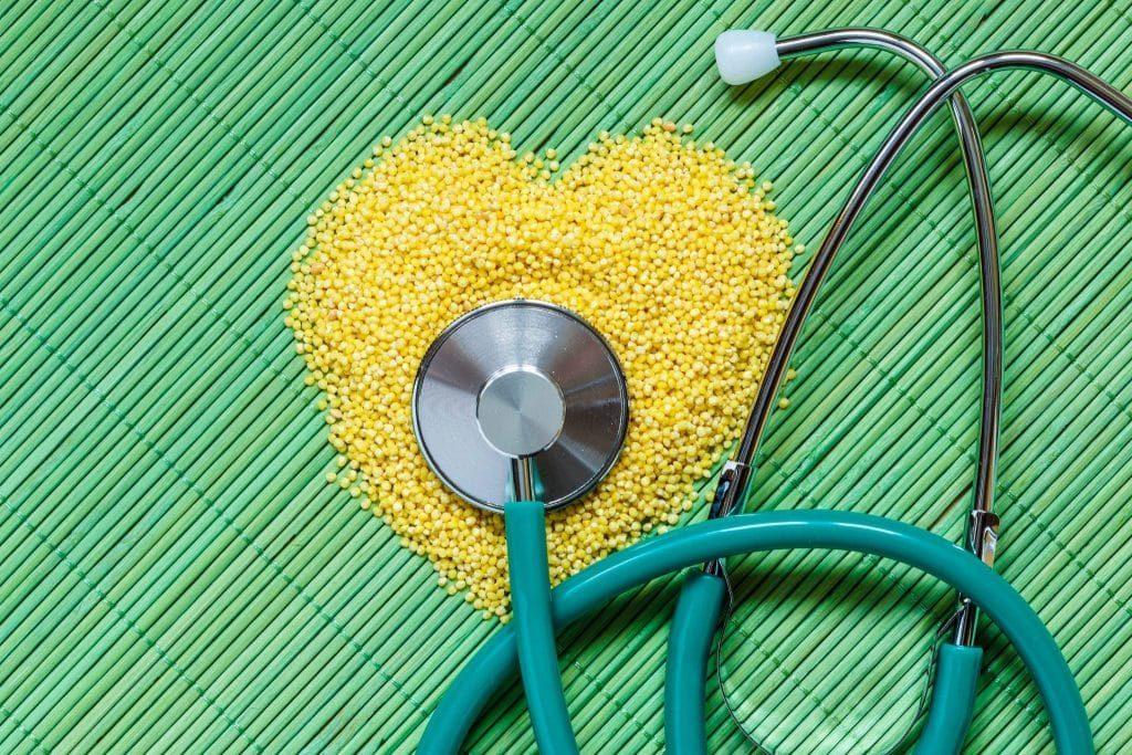 Heart health alkaline