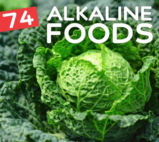 74 alkaline foods to naturally balance your body health wholeness 74 alkaline foods to help naturally balance your body forumfinder Gallery
