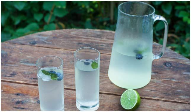 Как в домашних условиях сделать щелочную воду 721
