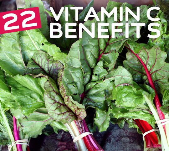 22 Amazing Benefits of Vitamin C- boosts your immune system, helps with depression, keeps your skin clear and so much more.