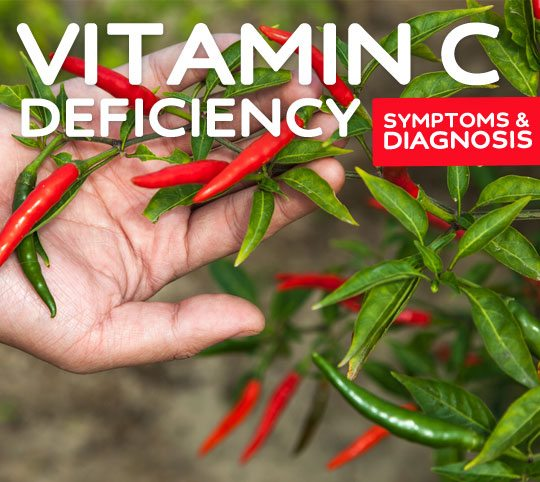 Vitamin C Deficiency- how to know if you are vitamin c deficient and ways to fix it.