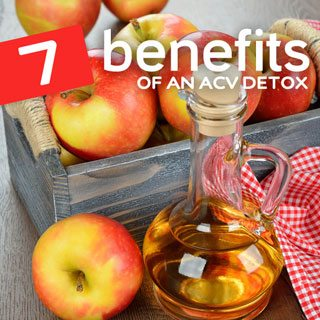 apple cider vinegar detox