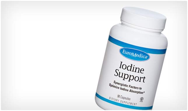 iodine support supplement