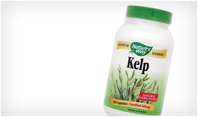 nature's way kelp