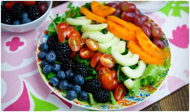 sweet detox salad