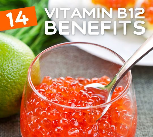 14 Surprising Benefits of Vitamin B12