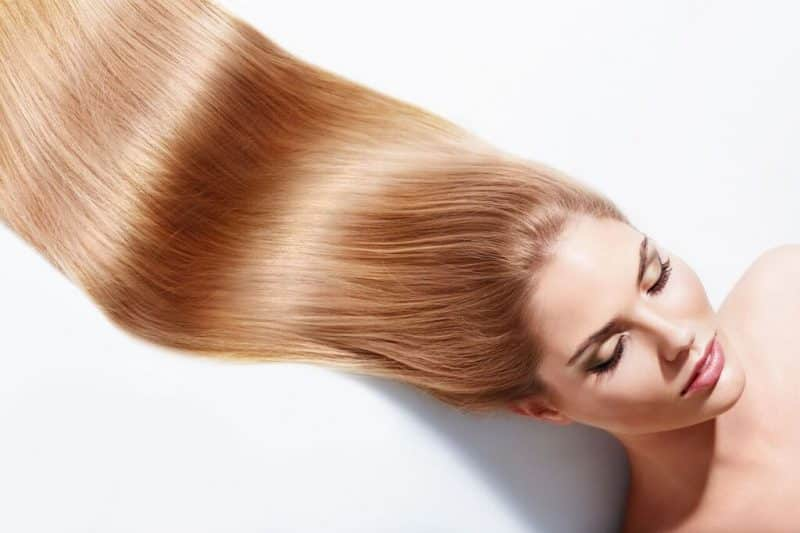 Hair growth vitamin combination