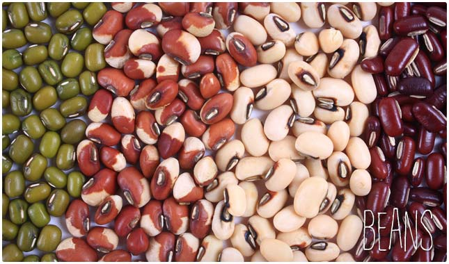 low glycemic beans