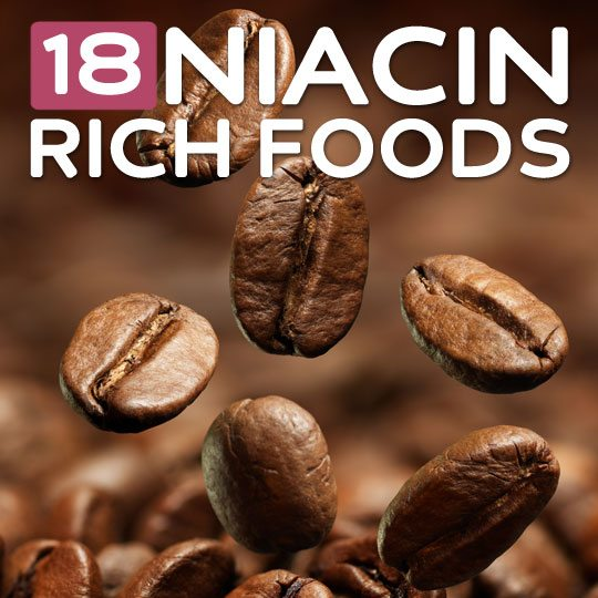18 Foods High in Niacin to Meet Your Daily Vitamin B3 Needs