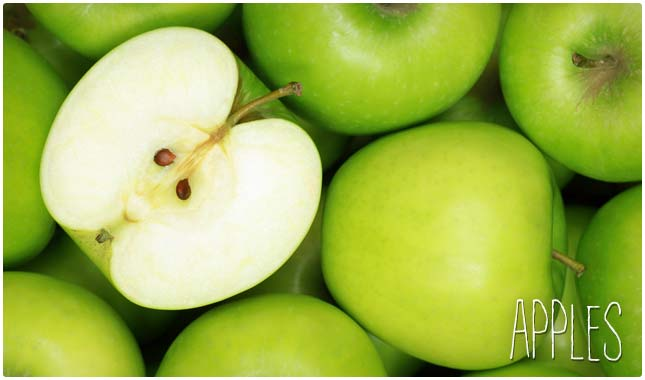 apples help lower cholesterol