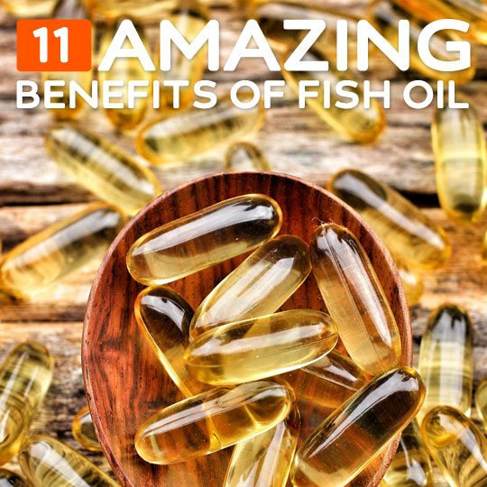 11 Amazing Benefits of Fish Oil- and why you should not skip this important supplement.