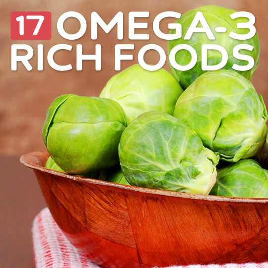 Natural Foods Rich In Omega  Fatty Acids
