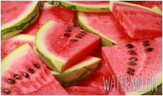 watermelon as a diuretic