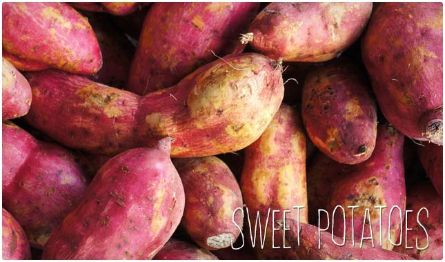 sweet potatoes help with arthritis