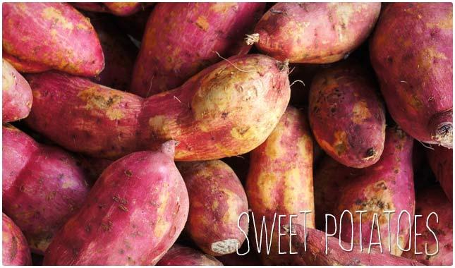 sweet potatoes help with arthritis