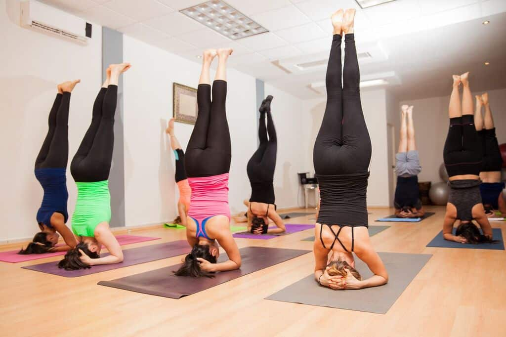 Healthy benefits of doing Yoga