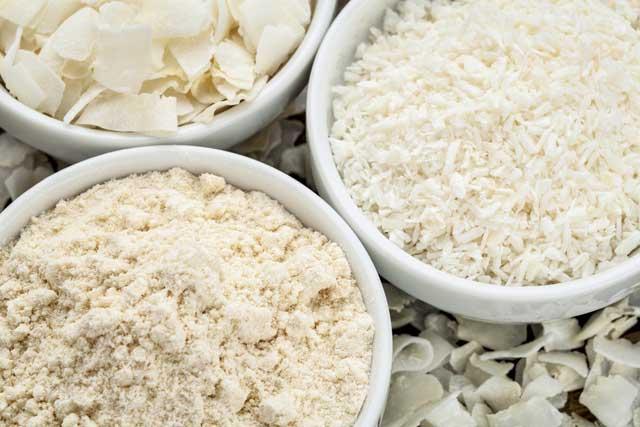 coconut flour is gluten-free