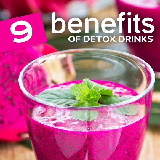 How to use detox drinks for weight loss…