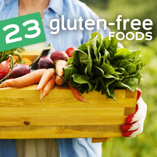 See why going gluten-free may have an amazing impact on your life…