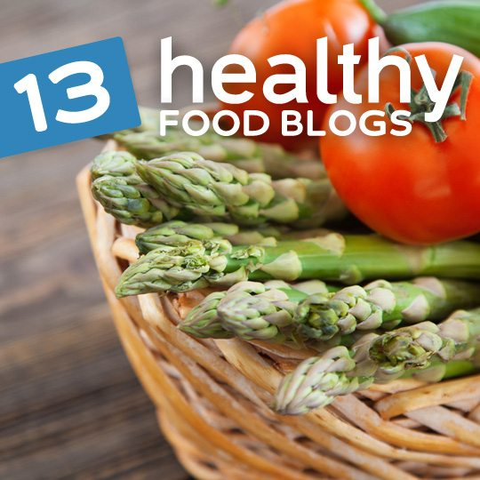 My favorite places to find healthy recipes, nutrition tips and inspiration to live a healthier life…