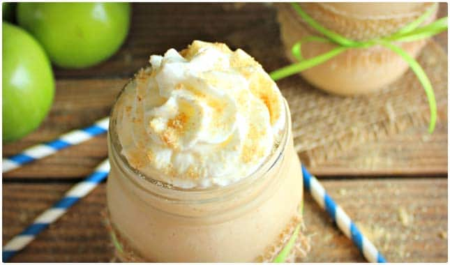 butterscotch applepie protein shakes