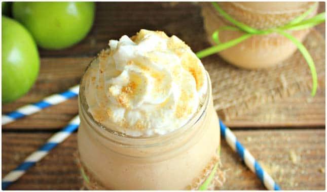 butterscotch applepie protein shakes