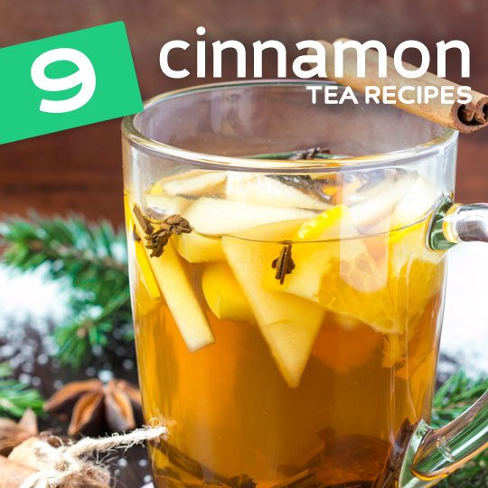 And why you should be drinking cinnamon tea everyday…