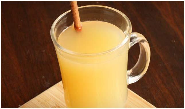 cold remedy tea recipe